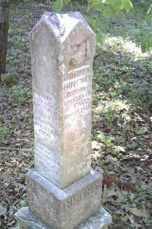 HINCHEY, JOHN T. - Searcy County, Arkansas   JOHN T. HINCHEY - Arkansas Gravestone Photos