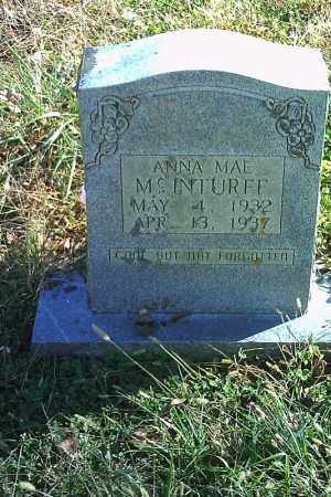 MCINTURFF, ANNA MAE - Searcy County, Arkansas | ANNA MAE MCINTURFF - Arkansas Gravestone Photos
