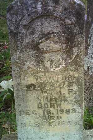 SMITH MCINTURFF, M. C. - Searcy County, Arkansas   M. C. SMITH MCINTURFF - Arkansas Gravestone Photos