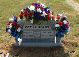 PATTERSON, PEARL - Searcy County, Arkansas | PEARL PATTERSON - Arkansas Gravestone Photos