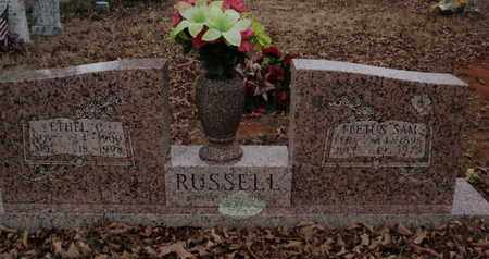 RUSSELL, ETHEL C - Searcy County, Arkansas | ETHEL C RUSSELL - Arkansas Gravestone Photos