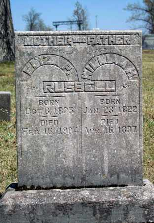 RUSSELL, ELIZA P. - Searcy County, Arkansas | ELIZA P. RUSSELL - Arkansas Gravestone Photos