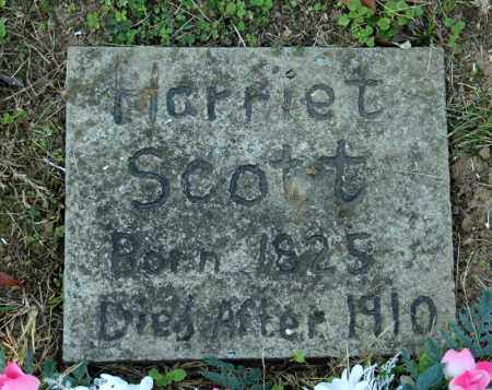 SCOTT, HARRIET - Searcy County, Arkansas | HARRIET SCOTT - Arkansas Gravestone Photos
