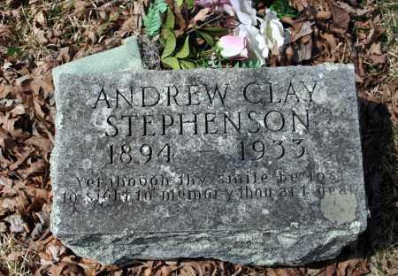 SMITH, ANDREW CLAY - Searcy County, Arkansas | ANDREW CLAY SMITH - Arkansas Gravestone Photos