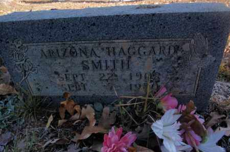 SMITH, ARIZONA - Searcy County, Arkansas | ARIZONA SMITH - Arkansas Gravestone Photos