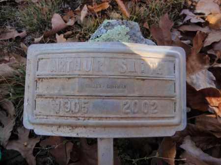 SMITH, ARTHUR - Searcy County, Arkansas | ARTHUR SMITH - Arkansas Gravestone Photos