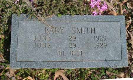 SMITH, BABY - Searcy County, Arkansas | BABY SMITH - Arkansas Gravestone Photos
