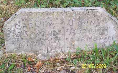 SMITH, CARLIN N. - Searcy County, Arkansas | CARLIN N. SMITH - Arkansas Gravestone Photos