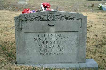 SMITH, CLIFTON DALE - Searcy County, Arkansas | CLIFTON DALE SMITH - Arkansas Gravestone Photos