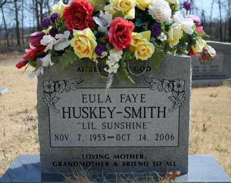 SMITH, EULA FAYE - Searcy County, Arkansas | EULA FAYE SMITH - Arkansas Gravestone Photos