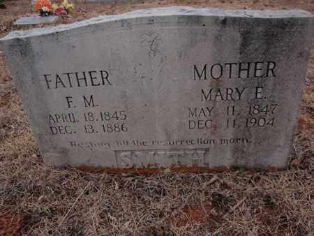SMITH, MARY E - Searcy County, Arkansas | MARY E SMITH - Arkansas Gravestone Photos
