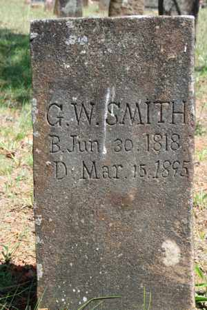 SMITH, G.W. - Searcy County, Arkansas | G.W. SMITH - Arkansas Gravestone Photos