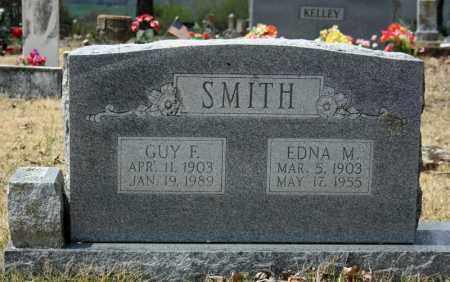SMITH, EDNA M. - Searcy County, Arkansas | EDNA M. SMITH - Arkansas Gravestone Photos