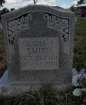 SMITH, GLADIS R - Searcy County, Arkansas   GLADIS R SMITH - Arkansas Gravestone Photos