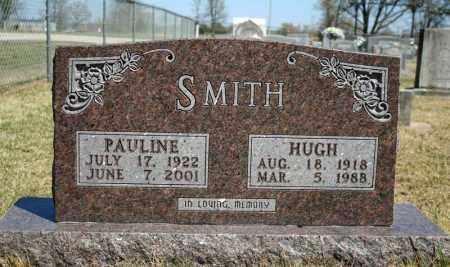 SMITH, HUGH - Searcy County, Arkansas | HUGH SMITH - Arkansas Gravestone Photos