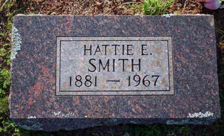 SMITH, HATTIE E. - Searcy County, Arkansas | HATTIE E. SMITH - Arkansas Gravestone Photos