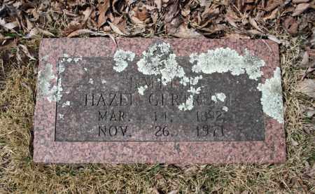 SMITH, HAZEL GERTRUDE - Searcy County, Arkansas | HAZEL GERTRUDE SMITH - Arkansas Gravestone Photos