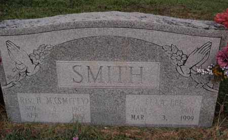 SMITH, H M (REVEREND) - Searcy County, Arkansas   H M (REVEREND) SMITH - Arkansas Gravestone Photos