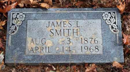 SMITH, JAMES L. - Searcy County, Arkansas | JAMES L. SMITH - Arkansas Gravestone Photos