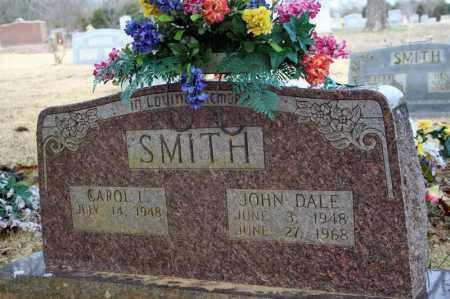 SMITH, JOHN DALE - Searcy County, Arkansas | JOHN DALE SMITH - Arkansas Gravestone Photos