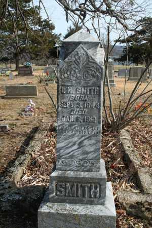 SMITH, L. N. - Searcy County, Arkansas | L. N. SMITH - Arkansas Gravestone Photos
