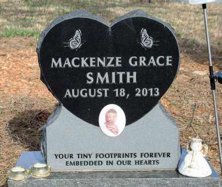 SMITH, MACKENZE GRACE - Searcy County, Arkansas | MACKENZE GRACE SMITH - Arkansas Gravestone Photos