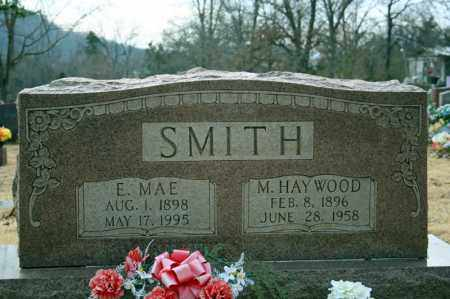 SMITH, M. HAYWOOD - Searcy County, Arkansas | M. HAYWOOD SMITH - Arkansas Gravestone Photos