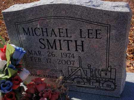 SMITH, MICHAEL LEE - Searcy County, Arkansas | MICHAEL LEE SMITH - Arkansas Gravestone Photos