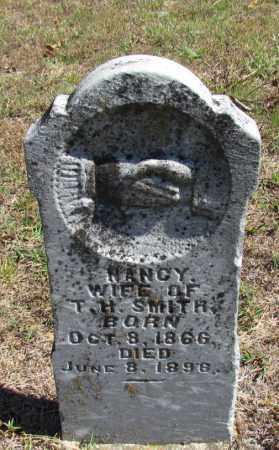 SMITH, NANCY - Searcy County, Arkansas | NANCY SMITH - Arkansas Gravestone Photos