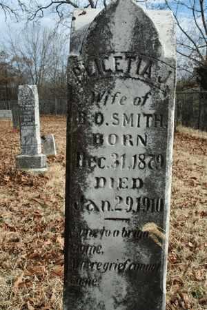 SMITH, PLICETIA J. - Searcy County, Arkansas | PLICETIA J. SMITH - Arkansas Gravestone Photos