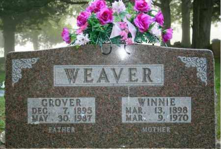 WEAVER, WINNIE - Searcy County, Arkansas | WINNIE WEAVER - Arkansas Gravestone Photos