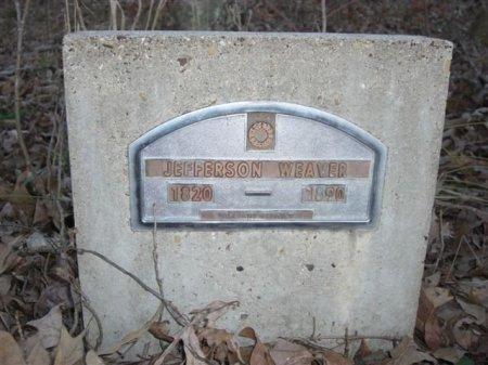 WEAVER, JEFFERSON J. - Searcy County, Arkansas   JEFFERSON J. WEAVER - Arkansas Gravestone Photos