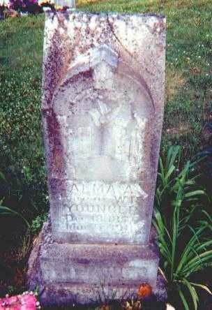 YOUNGER, ALMA ARTELIA - Searcy County, Arkansas | ALMA ARTELIA YOUNGER - Arkansas Gravestone Photos