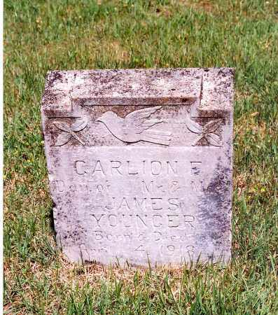 YOUNGER, CARLION FRANKLIN - Searcy County, Arkansas | CARLION FRANKLIN YOUNGER - Arkansas Gravestone Photos