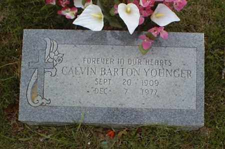 YOUNGER, CALVIN BARTON - Searcy County, Arkansas   CALVIN BARTON YOUNGER - Arkansas Gravestone Photos
