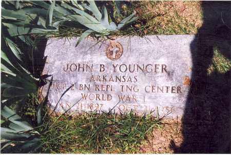 YOUNGER  (VETERAN WWI), JOHN BIRD - Searcy County, Arkansas   JOHN BIRD YOUNGER  (VETERAN WWI) - Arkansas Gravestone Photos