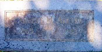 ALFORD, LAMBERT M - Sebastian County, Arkansas   LAMBERT M ALFORD - Arkansas Gravestone Photos
