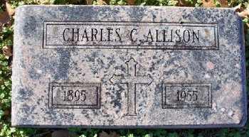 ALLISON, CHARLES C - Sebastian County, Arkansas | CHARLES C ALLISON - Arkansas Gravestone Photos