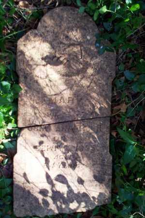ANDERSON, MARY ANN (2) - Sebastian County, Arkansas   MARY ANN (2) ANDERSON - Arkansas Gravestone Photos