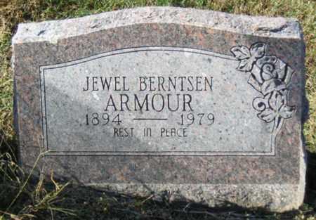 BERNTSEN ARMOUR, JEWEL - Sebastian County, Arkansas | JEWEL BERNTSEN ARMOUR - Arkansas Gravestone Photos