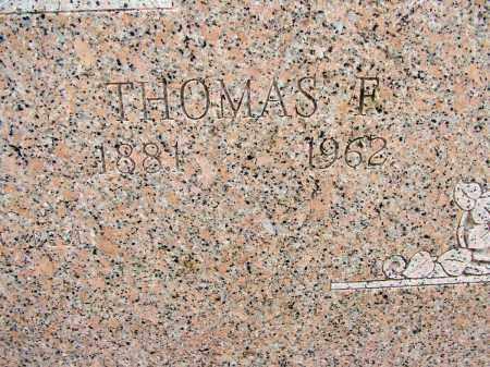 BOYD, THOMAS F (CLOSE UP) - Sebastian County, Arkansas | THOMAS F (CLOSE UP) BOYD - Arkansas Gravestone Photos