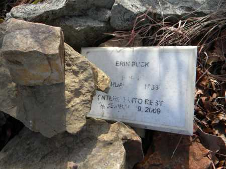 BUCK, ERIN C - Sebastian County, Arkansas | ERIN C BUCK - Arkansas Gravestone Photos