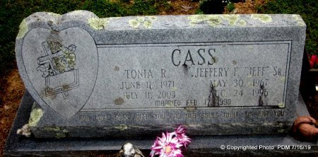 BROWN CASS, TONIA RANETTE - Sebastian County, Arkansas | TONIA RANETTE BROWN CASS - Arkansas Gravestone Photos
