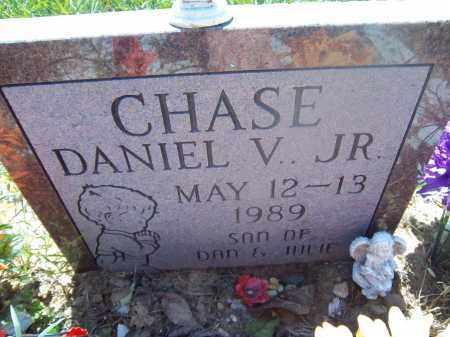 CHASE , JR, DANIEL V. - Sebastian County, Arkansas   DANIEL V. CHASE , JR - Arkansas Gravestone Photos
