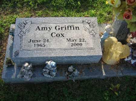 COX, AMY GRIFFIN - Sebastian County, Arkansas   AMY GRIFFIN COX - Arkansas Gravestone Photos