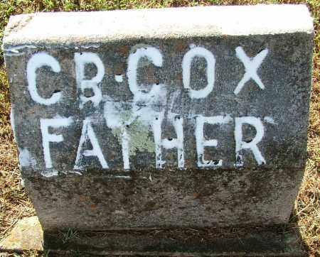 COX, CALVIN BREEDLOVE - Sebastian County, Arkansas | CALVIN BREEDLOVE COX - Arkansas Gravestone Photos