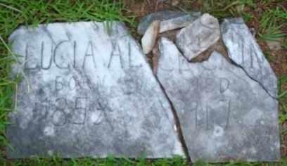 COX, LUCIA ALICIA - Sebastian County, Arkansas | LUCIA ALICIA COX - Arkansas Gravestone Photos