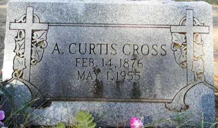 CROSS, ANDREW CURTIS - Sebastian County, Arkansas   ANDREW CURTIS CROSS - Arkansas Gravestone Photos