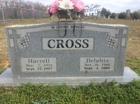 CROSS, HARRELL RICHARD - Sebastian County, Arkansas | HARRELL RICHARD CROSS - Arkansas Gravestone Photos