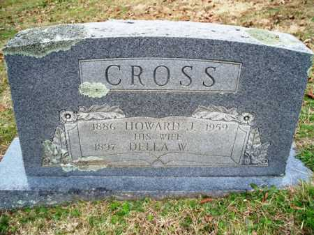 CROSS, HOWARD JUDSON - Sebastian County, Arkansas | HOWARD JUDSON CROSS - Arkansas Gravestone Photos